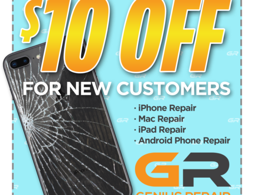 $10 Off Your Phone / Computer Repair